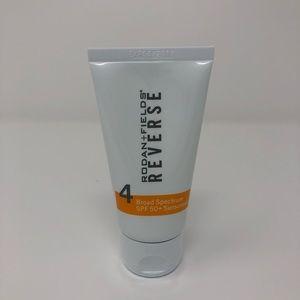 Rodan+Fields Reverse SPF 50+ sunscreen, sealed